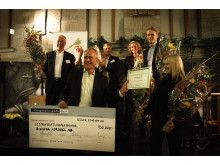 Svenska Aerogel - Cleantech Company of the Year 2010
