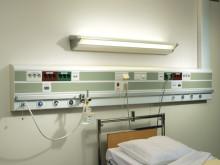 MWU-500 intensivrumspanel