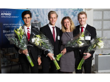 Vinnare KPMG International Case Competition