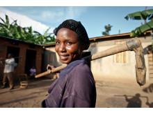 Angela Mukababirwa i Uganda