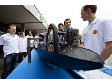 Præsentation af øko-biler på DTU 9. maj 2012