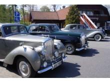 The Rolls-Royce Enthusiasts´ Club, Swedish section lunchar på Skansholmens Sjökrog 3