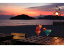 Meritus Pelangi Beach Resort & Spa, Langkawi - Cocktails by the beach