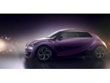 Citroën REVOLTe i profil