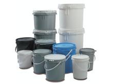 UN certifierat plastkärl för farligt gods