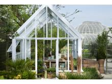Hartley är unikt utvald av Kew Gardens