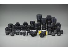 Pentax K-01 gruppebilde