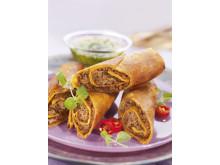 Recept: Taquitos med Chimichurri