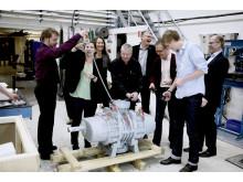 Bilder på nominerade företag: Kemostål Process Technology AB