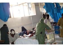 Strider i Somalias huvudstad Mogadishu