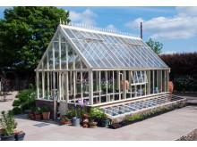 Victorian Gallery - nytt klassiskt växthus från Hartley Botanic
