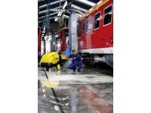Kärcher HDS- E Høytrykksvasker togstall