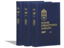 SFS - Svensk författningssamling
