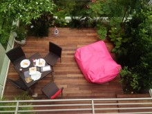 Tropical Eco Decking for Your Resort Living Lifestyle