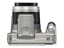 SP-800UZ Top Silver