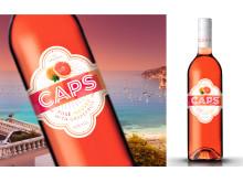 CAPS Pamplemousse Rosé
