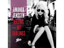 "Omslag ""Killing My Darlings"" - AMANDA JENSSEN"