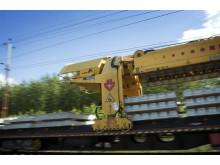 Spårbyte, Strukton Rail