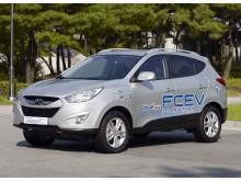 Hyundai ix35 hydrogen-elektrisk (III)