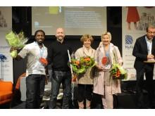 Årets mentorer 2010