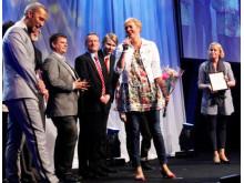 Vismas pris till Årets UF-skola 2010