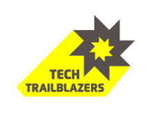 Tech Trailblazers logo