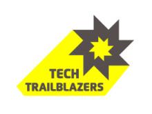 Tech Trailblazers logo