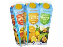 Friscus med nya friska smaker