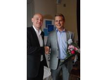 Viktor Nord, Sverige-Norge.se, Årets Unga Entreprenör i Founders Awards