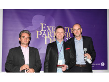 "TDC blev ""Global Innovation Partner of the Year"" hos Alcatel-Lucent"