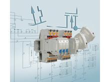 De nya elektroniska och termomagnetisk automatsäkringarna från Phoenix Contact