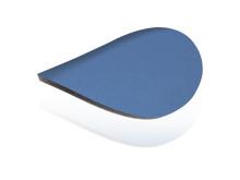 Norton Ice slip- och polerrondeller för klarlack - Rondell