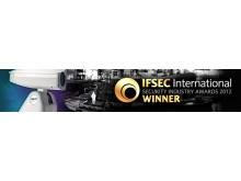 IFSEC award winner