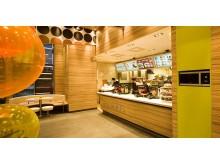 SSC levererar specialinredning till McDonalds och Pizza hut
