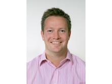 Linus Clausen, nordisk marknadschef för Libero inom SCA
