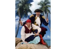 SjörövarMange och Katta Pirat
