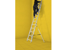 WIBE Ladders Nivåutjämnande Säkerhetsben MIljöbild