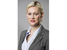 Frida Nilsson, sektorchef administration, ledning och service