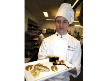 Malmöelev tävlar i matlagning i Italien