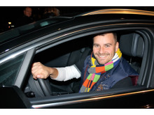 Casper Elgaard kørte Beaujolais Nouveau fra Paris til København på én tank