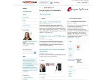 Projectplace en af de første til at færdiggøre sit nye Social Media Newsroom