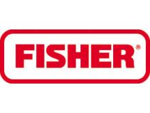 Fisher säätöventtiili logo