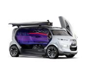 Citroën Tubik med måsvingedörr