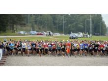 VasaStafetten 2012, starten i Sälen kl 08.00 18 augusti