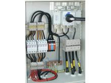 Kopplingsplintar för 1000 VDC-applikationer