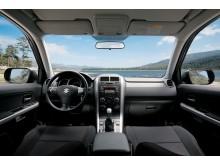 Suzuki Grand Vitara - Kabine