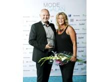 Vinnare Årets Modekedja Habit Modegalan 2012 - Scorett