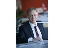 Oscar Wenell, direktör Networking