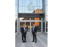 NetClean på INTERPOL:s högkvarter i Lyon