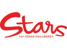 STARS by Jonas Hallberg –logotype